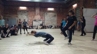 Streetdancebattle