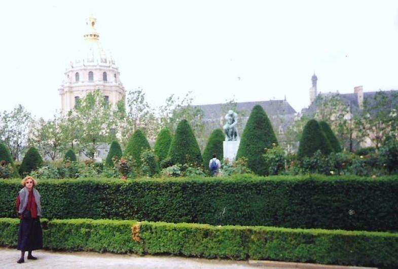 Cleide em Paris - photo by Mamcasz