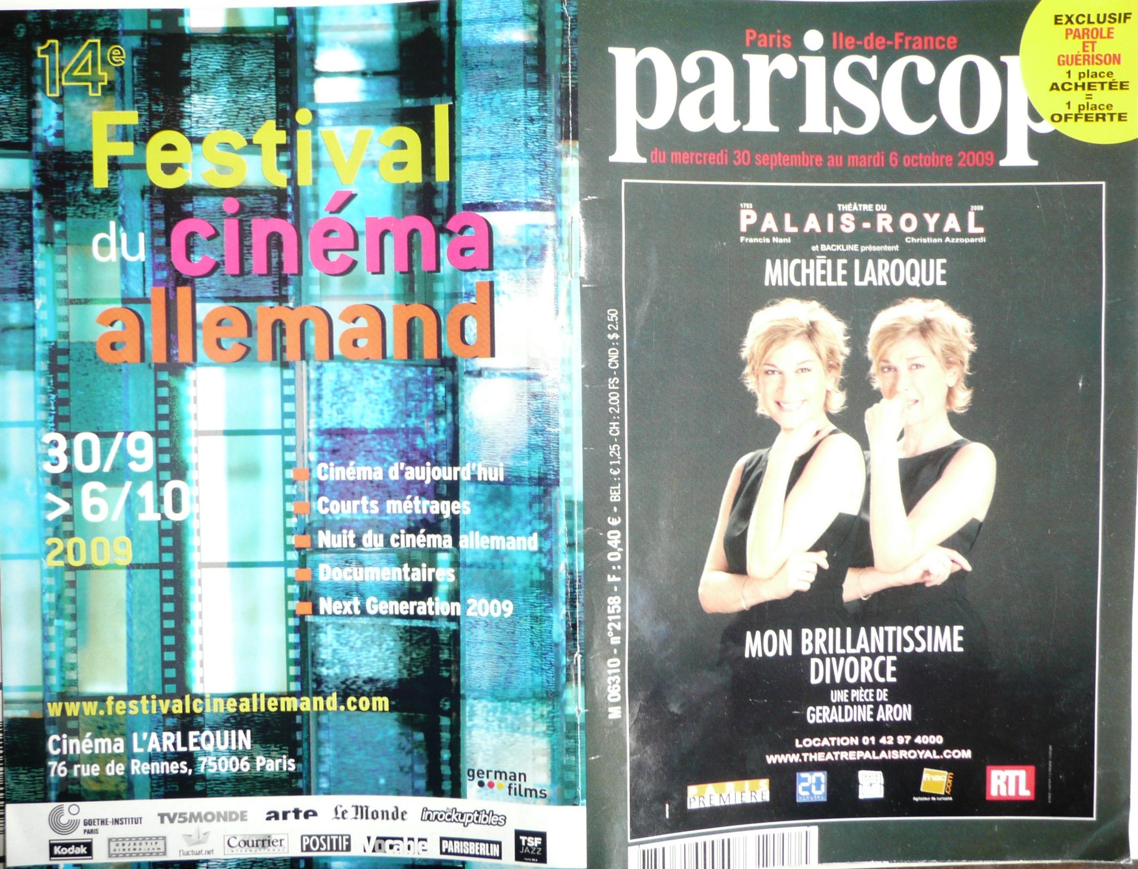 revista pariscope photo by mamcasz