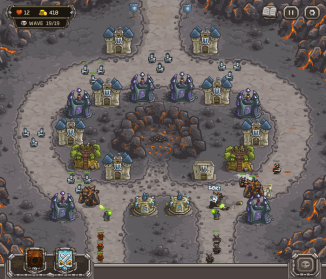 Kingdom Rush : Gameplay