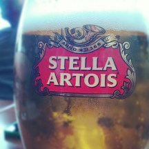 Friday lunch pint