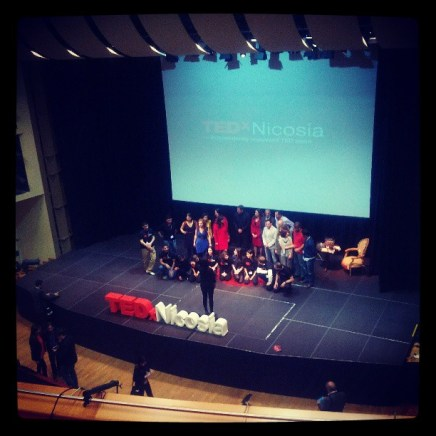 #TEDxNicosia concluded