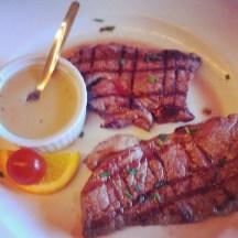 Steak? :-)