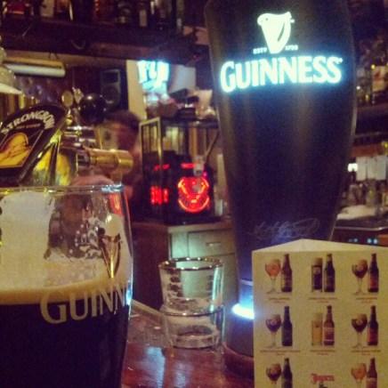 Doing my #Guinness best