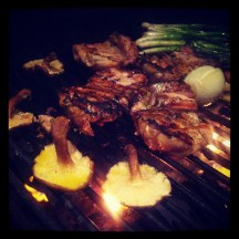 Midnight barbecue