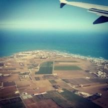 Leaving Cyprus