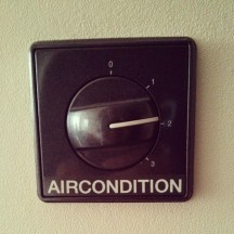 The simplest UI for A/C. Not.