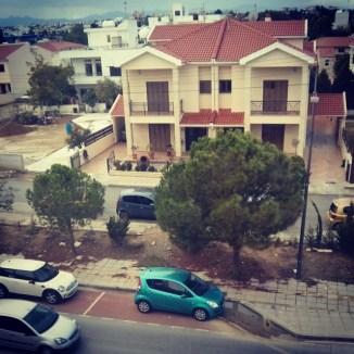 Nicosia view (#cyprus)