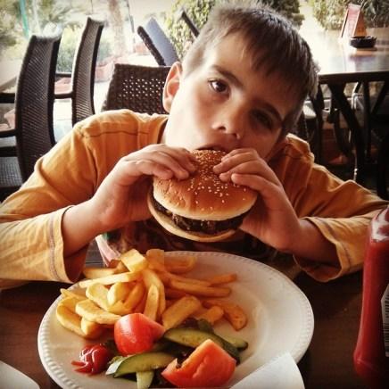Burger killer :)