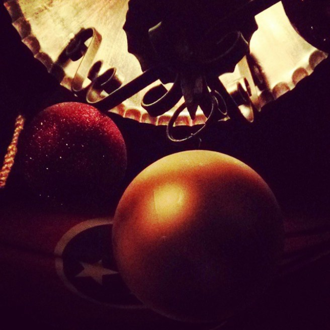 Christmas goes on