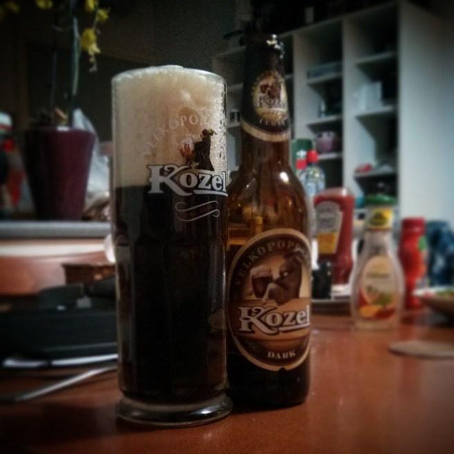 Kozel #beer