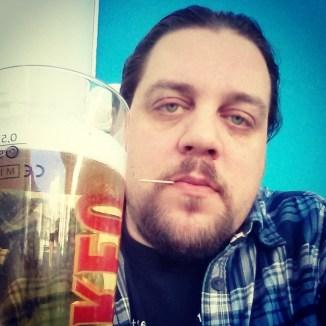 Recovery mode on #beer #selfie