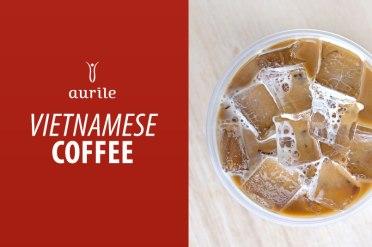 1. Zaparz kawę Aurile Espresso Experience, 2. Dodaj mleko skondensowane i kruszony lód.