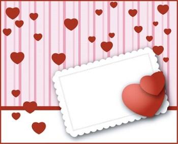 メッセージカードの画像