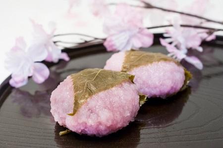 桜餅の画像