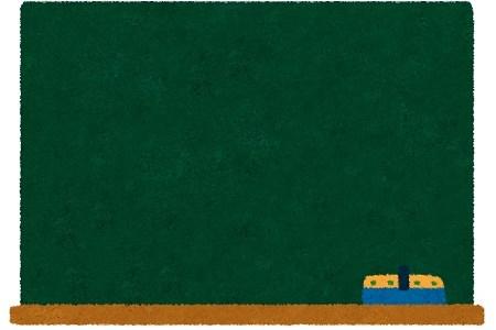 黒板の日(5月9日)と、黒板の歴史について考える