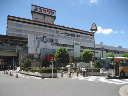 吉祥寺駅の画像