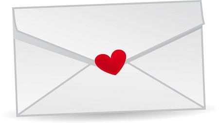 5月23日はラブレターの日。今時はメールやLINEが主流?
