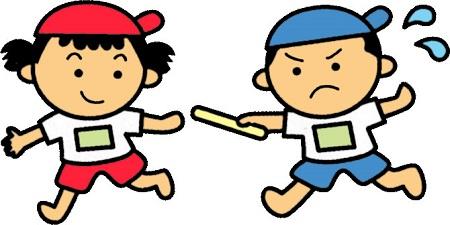 運動会でリレー選手に選ばれる為の練習法は?