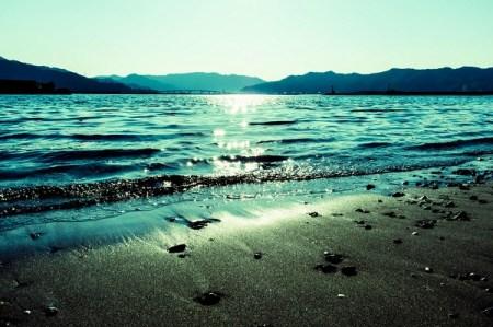 綺麗な海の画像