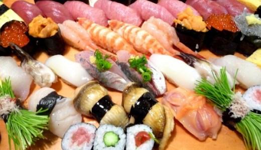 8月の寿司ネタはコレを頼め!旬の魚まとめ