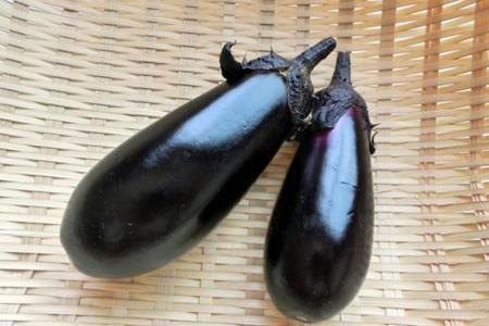 なすを切ったら種が黒い!変色していた!食べても大丈夫なの?