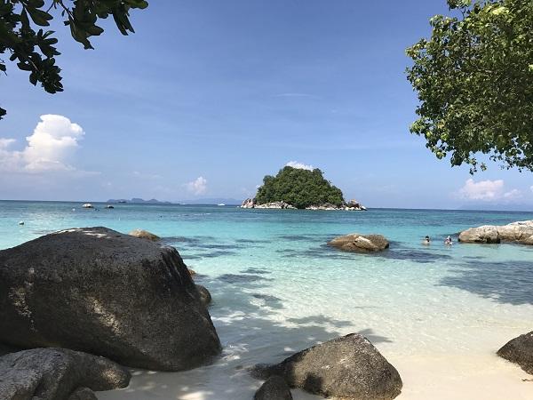 リペ島ビーチ