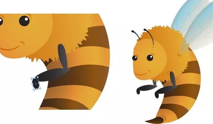 Bee - Collection of useful illustrator tutorials