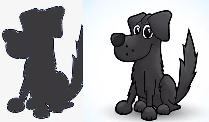 Dog - Collection of useful illustrator tutorials