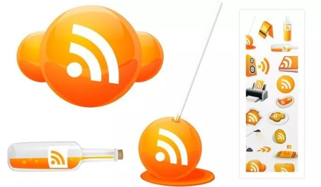 15 RSS icons - Free RSS Feed Icons