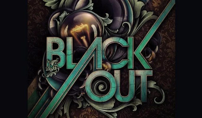 Blackout - Amazing and inspiring typography designs