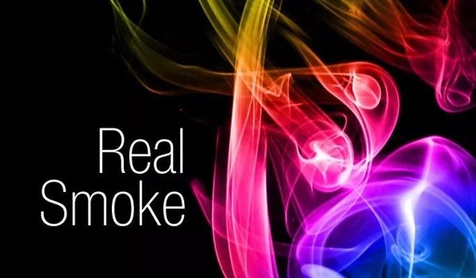 Real Smoke by dennytang - Amazing light photoshop brushes