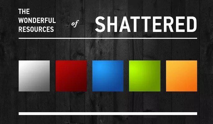 Shattereds Gradients - Free Gradients Color for Photoshop