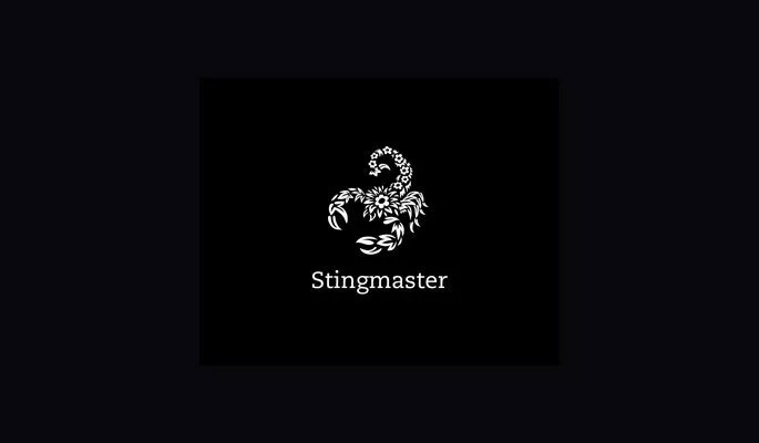Stingmaster - Inspiration Logo design