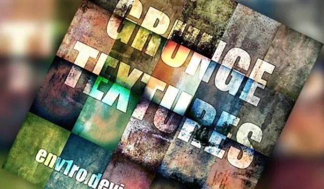 20 Grunge Textures - Free High Quality Grunge Textures