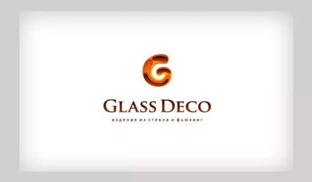 Glass products - Inspiration logo designs