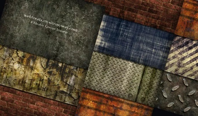 Grunge Textures and Patterns - Free High Quality Grunge Texture