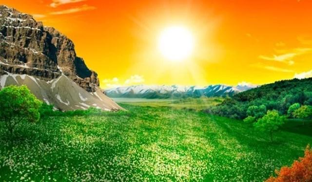 Photo Manipulate a Beautiful Sunrise Landscape1 - Best of Photoshop Tutorials