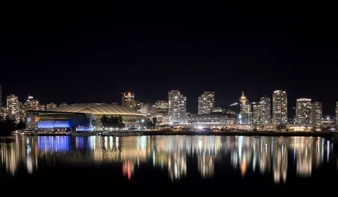Vancouver Cityscape HDR Wallpaper - Amazing high resolution wallpapers