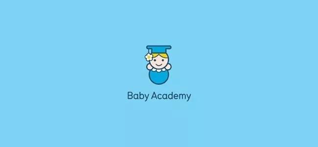Baby Academy - Inspiration logo designs #2