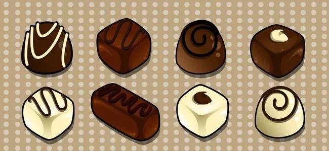 Chocolate Icon Set - Free High-Quality Icon Sets
