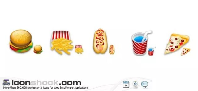 Food Icons - Free High-Quality Icon Sets