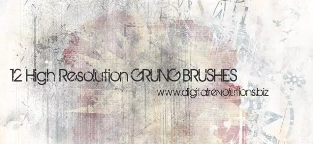 Free Grunge Photoshop Brushes - 450+ Free Grunge Photoshop Brushes