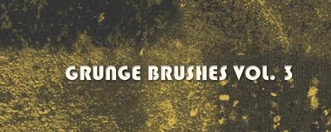 Grunge Brush - 450+ Free Grunge Photoshop Brushes