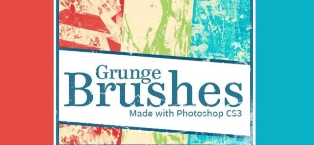 Grunge Brushes - 450+ Free Grunge Photoshop Brushes