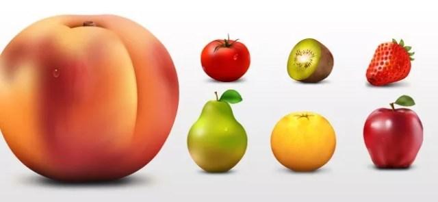 Paradise Fruit Icon Set - Free High-Quality Icon Sets