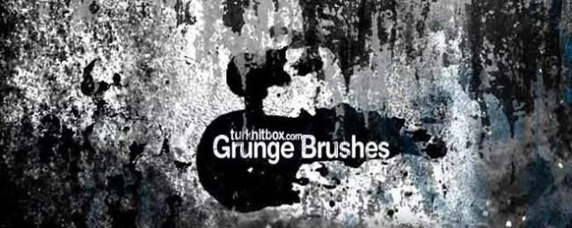 The Grunge - 450+ Free Grunge Photoshop Brushes