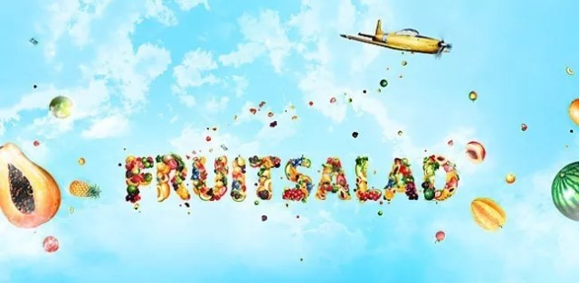 FRUITSALAD - 30 of Inspirational Typography Vol#03
