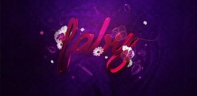 Happy Birthday Faby - 30 of Inspirational Typography Vol#03