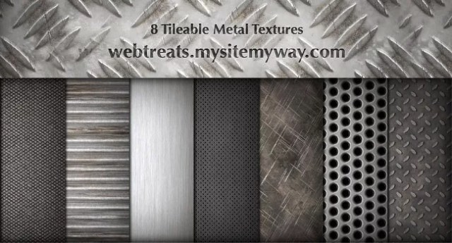 metal1 - +60 Free High Resolution Metal Textures